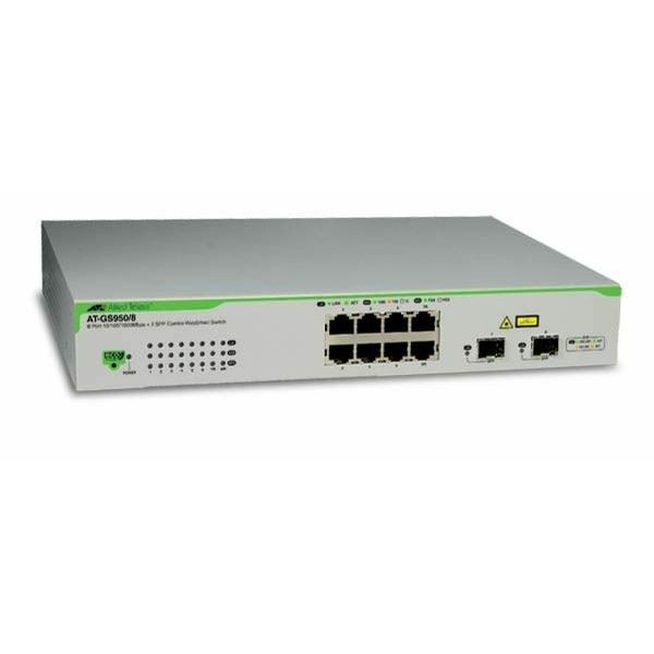Allied Telesis switch web upravljivi, AT-GS950/8-50  AT-GS950/8-50