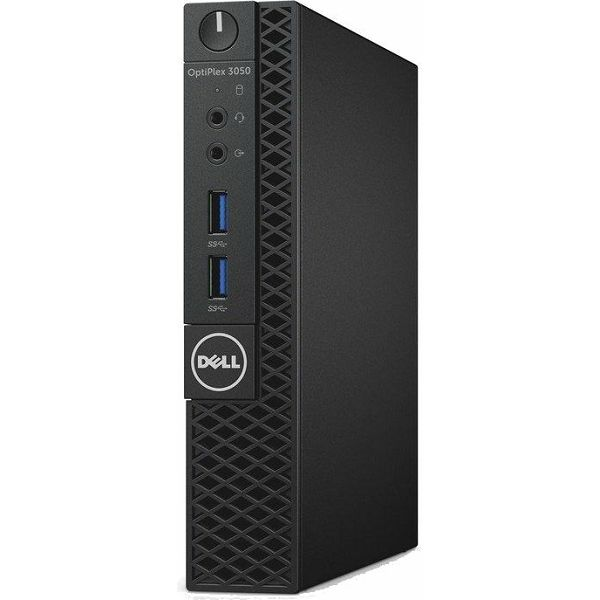 Dell Optiplex 3050 Micro G4560T/4GB/500GB/Ubuntu