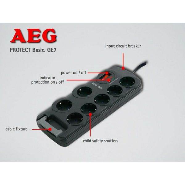 AEG Protect Basic GE7  600 000 7196