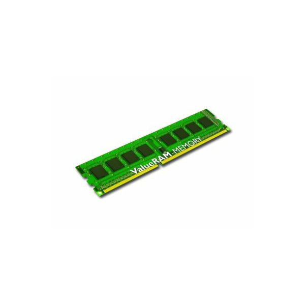 Kingston  4GB 1600MHz DDR3 Non-ECC CL11 DIMM 1Rx8, EAN: 740617207774