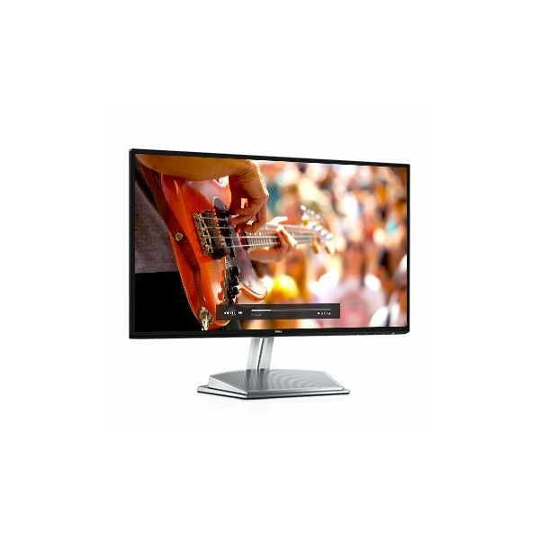 Monitor DELL S-series S2418H 23.8, 1920x1080, FHD, IPS Antiglare, 16:9, 1000:1, 8000000:1, 250cd/m2, HDR, AMD Freesync, 6ms, 178/178, VGA, HDMI, Audio line out/in, Speakers 12W, Tilt, 3Y
